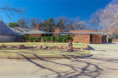 Single Family Home For Sale: 6101 Riviera Drive