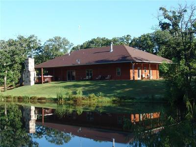 Shawnee Single Family Home For Sale: 16655 Archery Range Road
