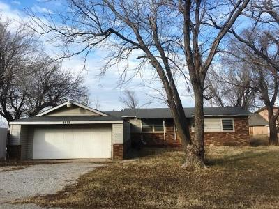Spencer Single Family Home For Sale: 8513 35th
