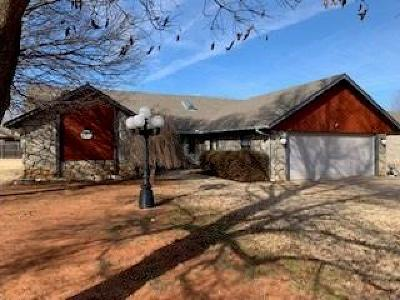 Beckham County Single Family Home For Sale: 309 Sondra