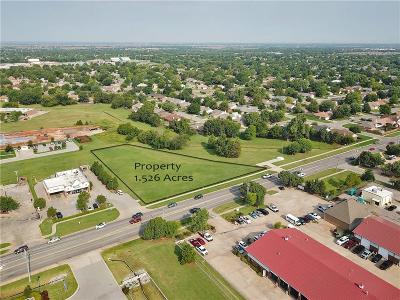 Oklahoma County Residential Lots & Land For Sale: 182555015 Kelley Avenue