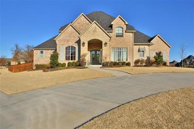Edmond Single Family Home For Sale: 2217 Buffalo Pass