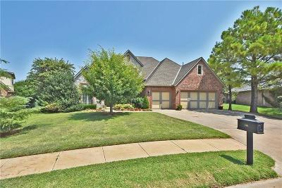 Edmond Single Family Home For Sale: 301 Carriage Bluff Ct.