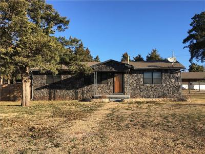 Blanchard Single Family Home For Sale: 319 NW 6th