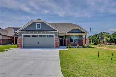 Choctaw Single Family Home For Sale: 14502 Park Circle