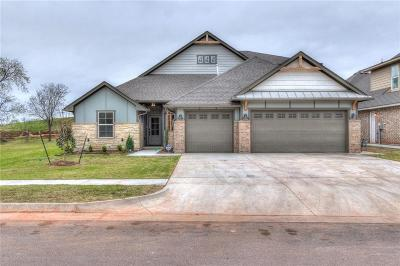 Moore Single Family Home For Sale: 2013 Creek Side Circle