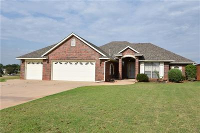 Guthrie Single Family Home For Sale: 3308 James Way