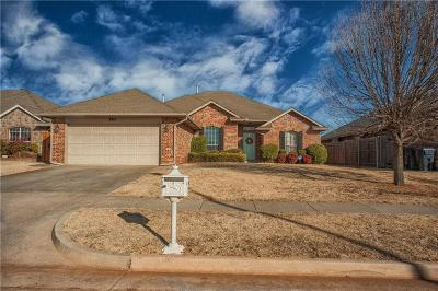 Oklahoma City Single Family Home For Sale: 8801 NW 74th Street
