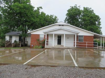 Chickasha Commercial For Sale: 2204 W Grand Avenue