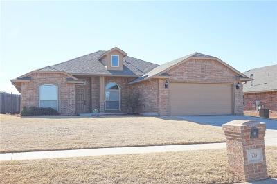 Moore Rental For Rent: 608 Meadowland Drive