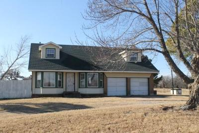Blanchard OK Single Family Home For Sale: $135,000