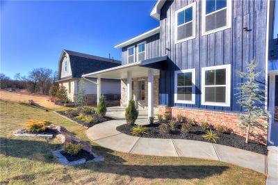 Edmond Single Family Home For Sale: 1401 Sadie Creek