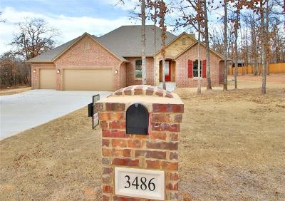 Guthrie Single Family Home For Sale: 3486 Antler Valley