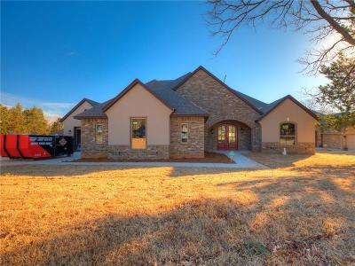 Midwest City Single Family Home For Sale: 530 N Cedar Drive