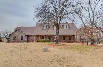 Norman Single Family Home For Sale: 9700 Brush Creek