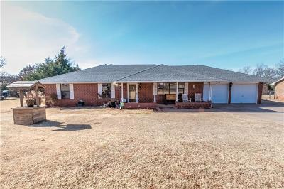 Wellston Single Family Home For Sale: 113 Key Drive