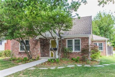 Norman Single Family Home For Sale: 319 Castro