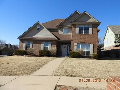 Canadian County, Oklahoma County Single Family Home For Sale: 13301 Northview