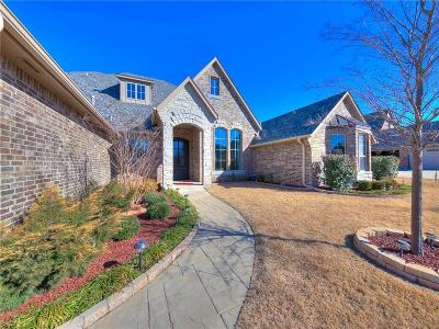 Edmond Single Family Home For Sale: 15300 Wilford Way