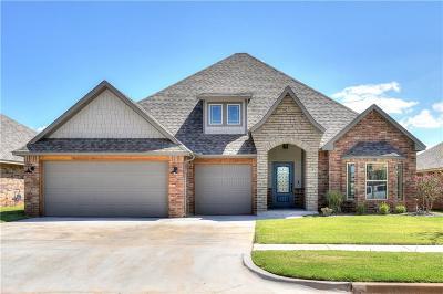 Yukon Single Family Home For Sale: 2604 Wayne Cutt Avenue