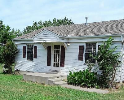 Midwest City Single Family Home For Sale: 8721 NE 12th Street