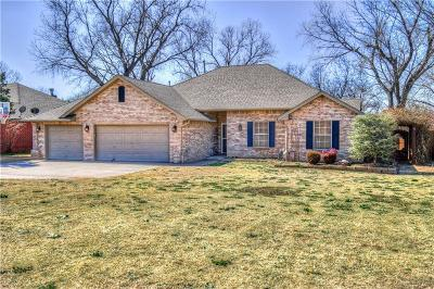 Noble Single Family Home For Sale: 704 Parkwoods Drive