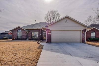 Norman Single Family Home For Sale: 720 Gyrfalcon Drive