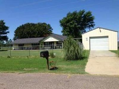 Prague Single Family Home For Sale: 9074 3510 Road