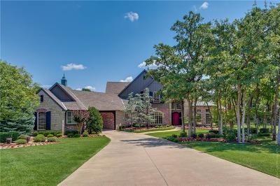 Edmond Single Family Home For Sale: 2800 Chaumont