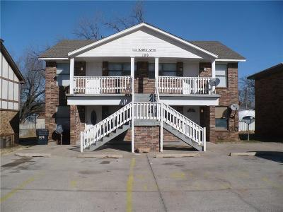 Oklahoma County Multi Family Home For Sale: 109 SE 42nd