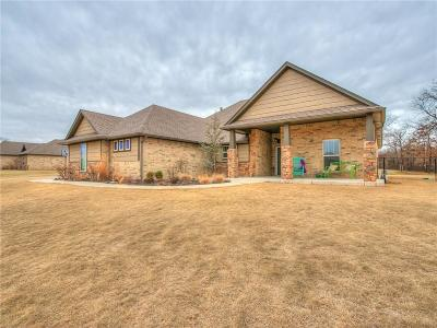 Choctaw Single Family Home For Sale: 3121 Piper Lane