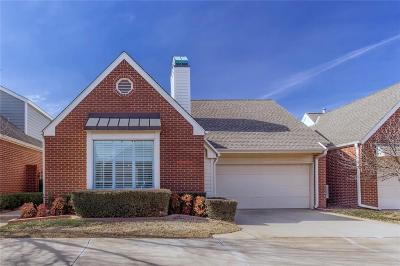 Oklahoma County Condo/Townhouse For Sale: 8844 N May Avenue #1B