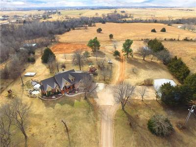 Tuttle Single Family Home For Sale: 1983 County Road 1196