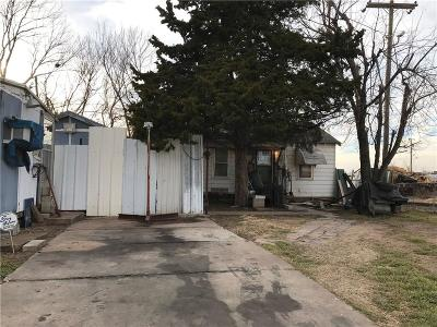 Moore Single Family Home For Sale: 2837 Hillcrest Avenue