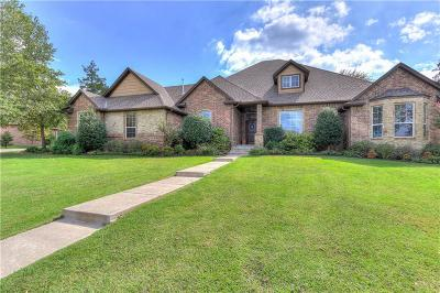 Oklahoma City Single Family Home For Sale: 6500 NE 105th Street
