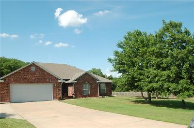 Tuttle Single Family Home For Sale: 5915 Rolling Ridge Dr