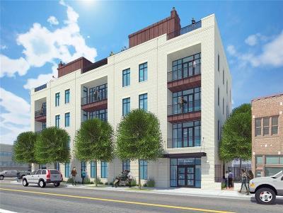 Oklahoma City Condo/Townhouse For Sale: 701 N Hudson Avenue #206
