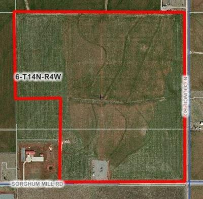 Edmond OK Residential Lots & Land For Sale: $1,484,000