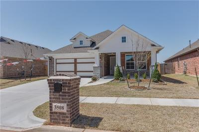 Norman Single Family Home For Sale: 3508 Mount Mitchell Lane