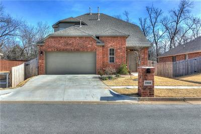 Mustang Single Family Home For Sale: 3908 Millers Creek Lane