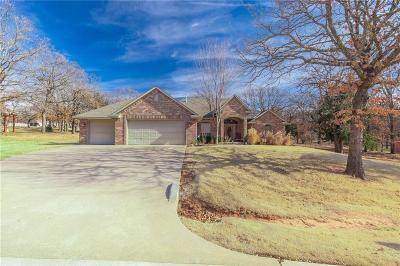 Guthrie Single Family Home For Sale: 12440 Berry Ridge