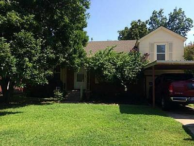 Oklahoma City Single Family Home For Sale: 3028 NW 11th Street