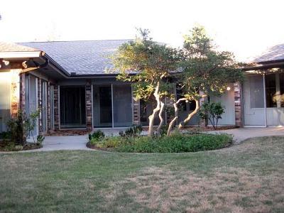 Oklahoma City Rental For Rent: 6327 Glenbrook Court