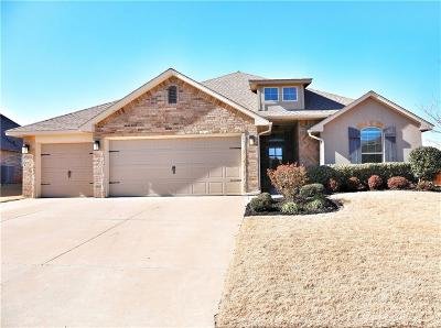 Edmond Single Family Home For Sale: 4817 Arbuckle Drive