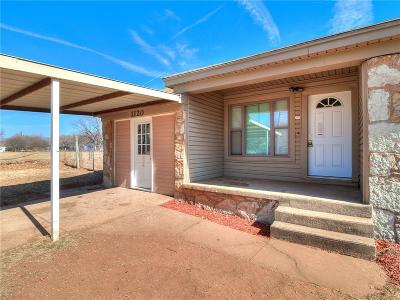 Midwest City Single Family Home For Sale: 1120 N Beach Avenue