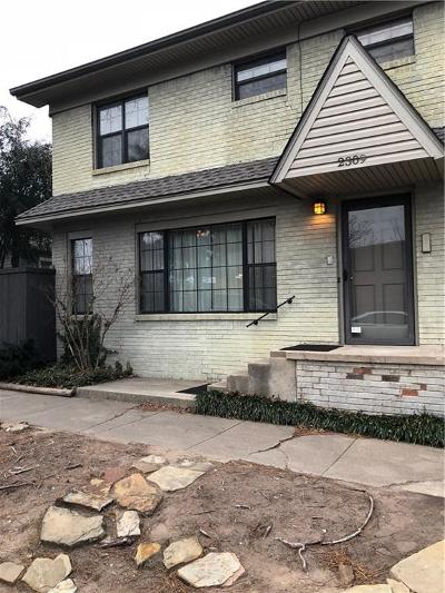 Oklahoma County Attached For Sale: 2309 N 22nd Street