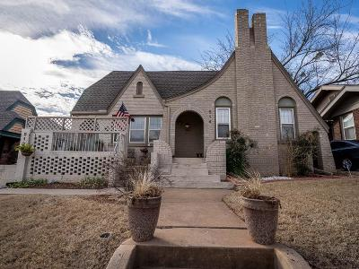 Oklahoma City Multi Family Home For Sale: 512 W Hill