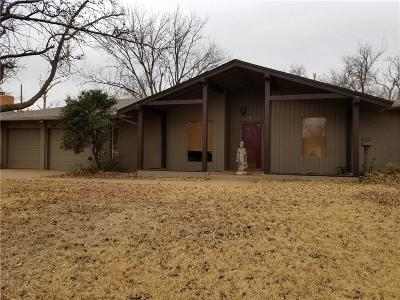 Oklahoma City Single Family Home For Sale: 2421 NW 110th Street