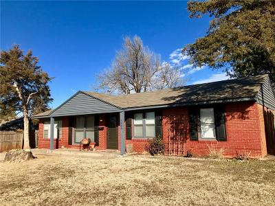 Oklahoma City Single Family Home For Sale: 5948 N Redmond Avenue