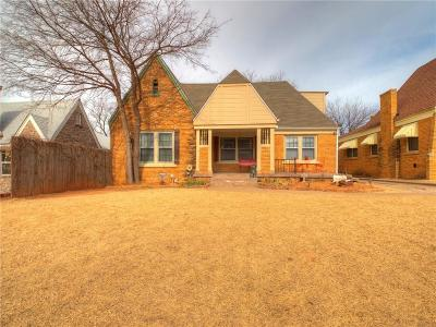 Oklahoma City Single Family Home For Sale: 2805 NW 22nd Street